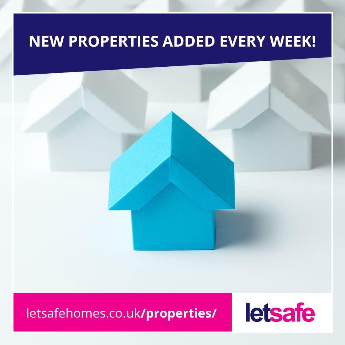 New properties added every week